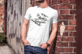 T-shirt Oversize koszulka Be strong and courageous