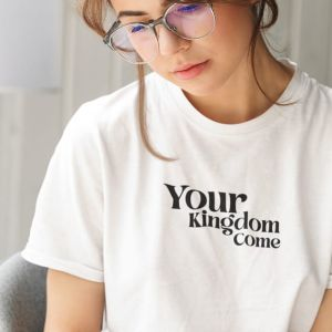 T-shirt damski Your Kingdom come