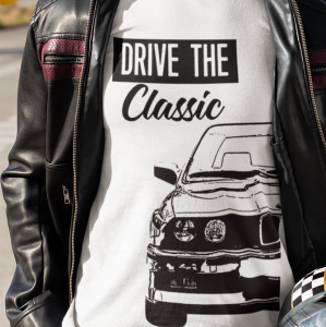 T-shirt Męski Drive The Classic BMW e30