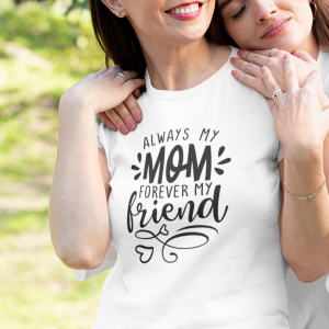 T-shirt koszulka Always My Mom Forever My Friend