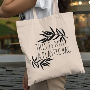 Torba Eko - This is not a plastic bag